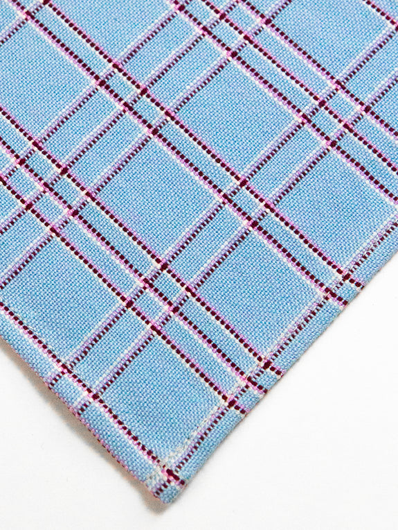 Chiapas Plaid Napkins - Assorted set of 4