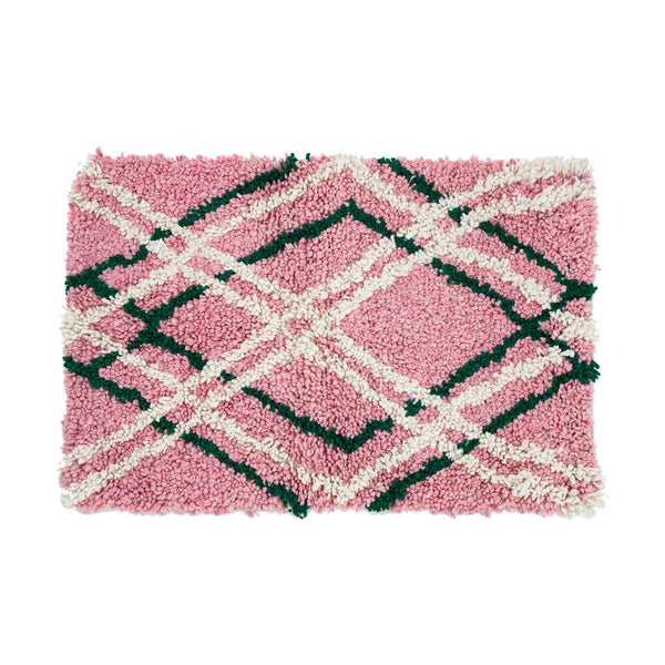 Made to Order: Colotenango X Shag Rug - Light Pink