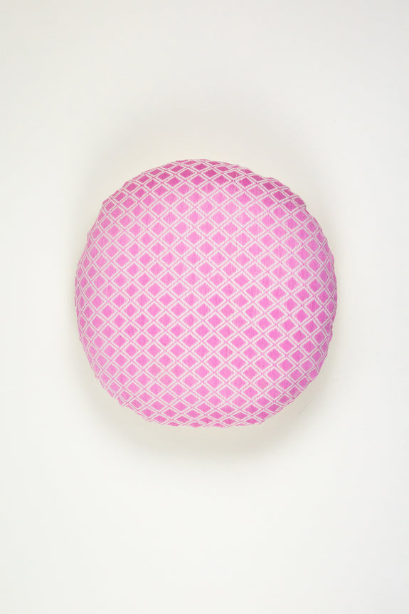 Comalapa Pillow - Bubblegum Pink
