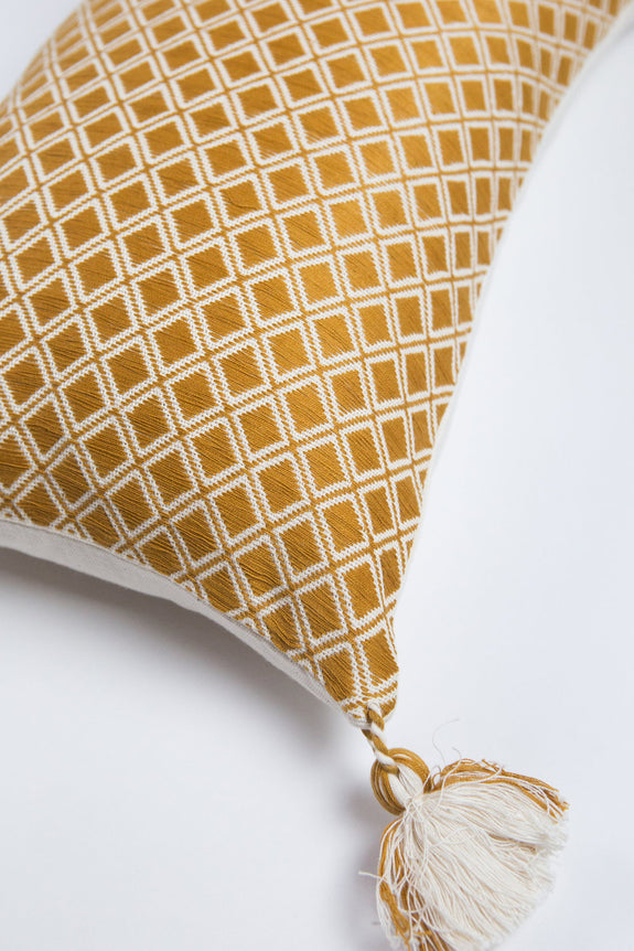 Comalapa Pillow - Ochre