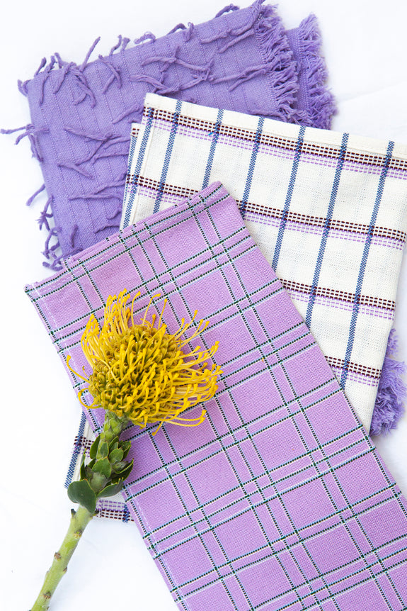 Tortilla Towel in Lilac