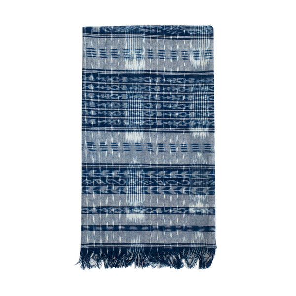 Web Exclusive: Indigo Jaspé Tea Towel