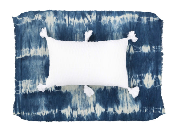 Antigua Pillow - Bright White