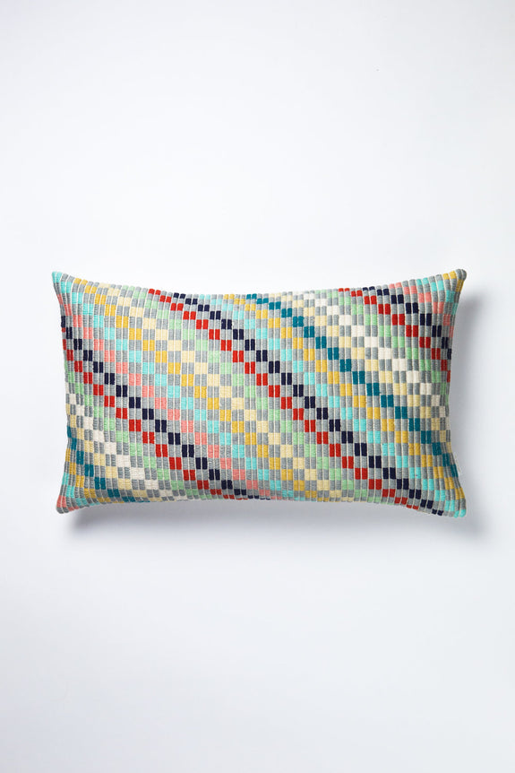 "Backordered: Nahuala IV Pillow - 12""x20"""