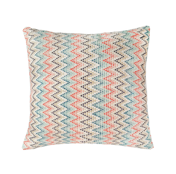 "Made to order: Nahuala Zig Zag Pillow - 16""x16"""