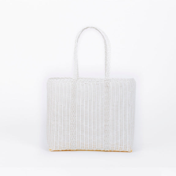 Palorosa Tote - Small, White
