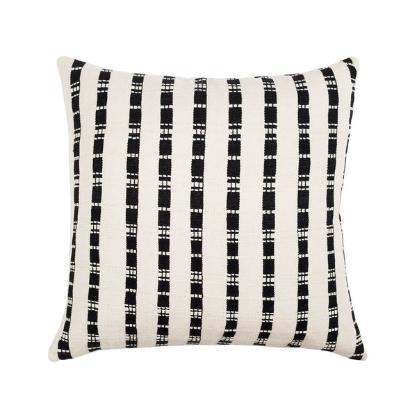 "Santiago Grid Pillow - 18""x18"""