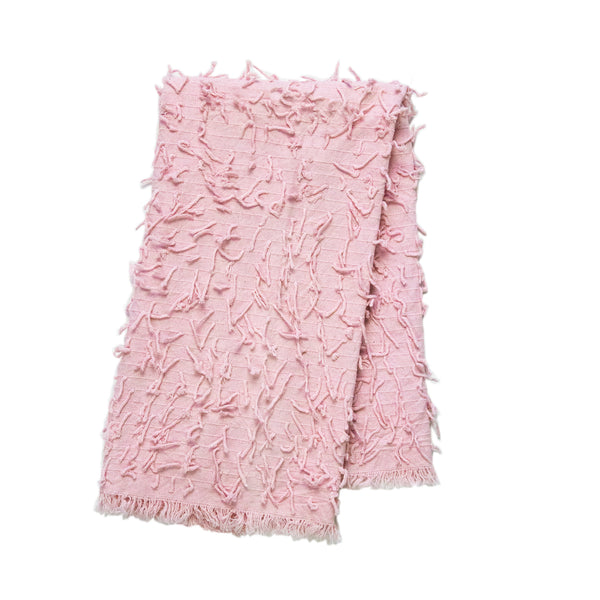 Tortilla Towel in Light Pink