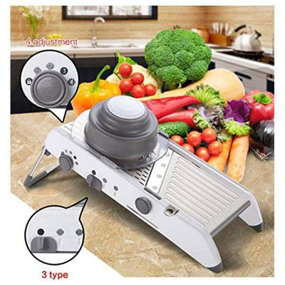 Adjustable  Stainless Steel Multifunctional Manual Cutter