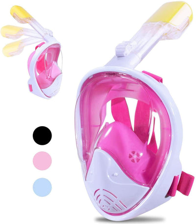 mask Pink / S/M (Children) Sea Snorkel™
