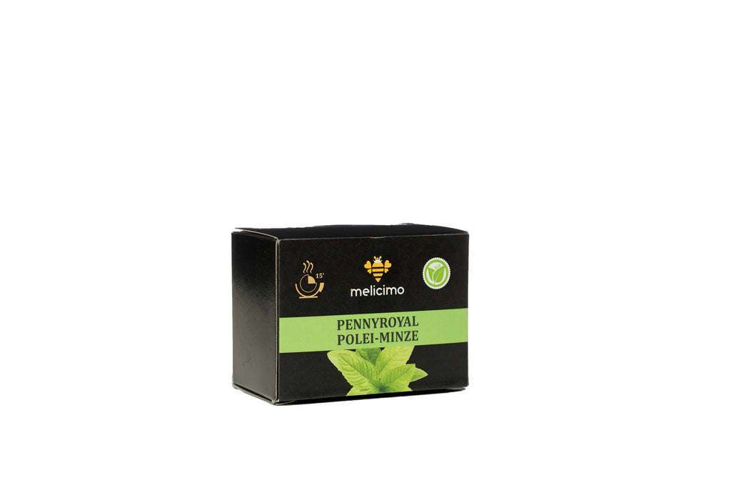 Bio Tea Pennyroyal (8 Tea bags) - Melicimo