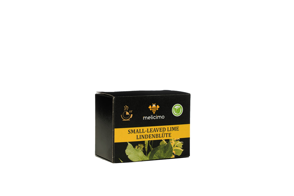 Bio Tea Small - Leaved Lime (8 Tea bags) - Melicimo