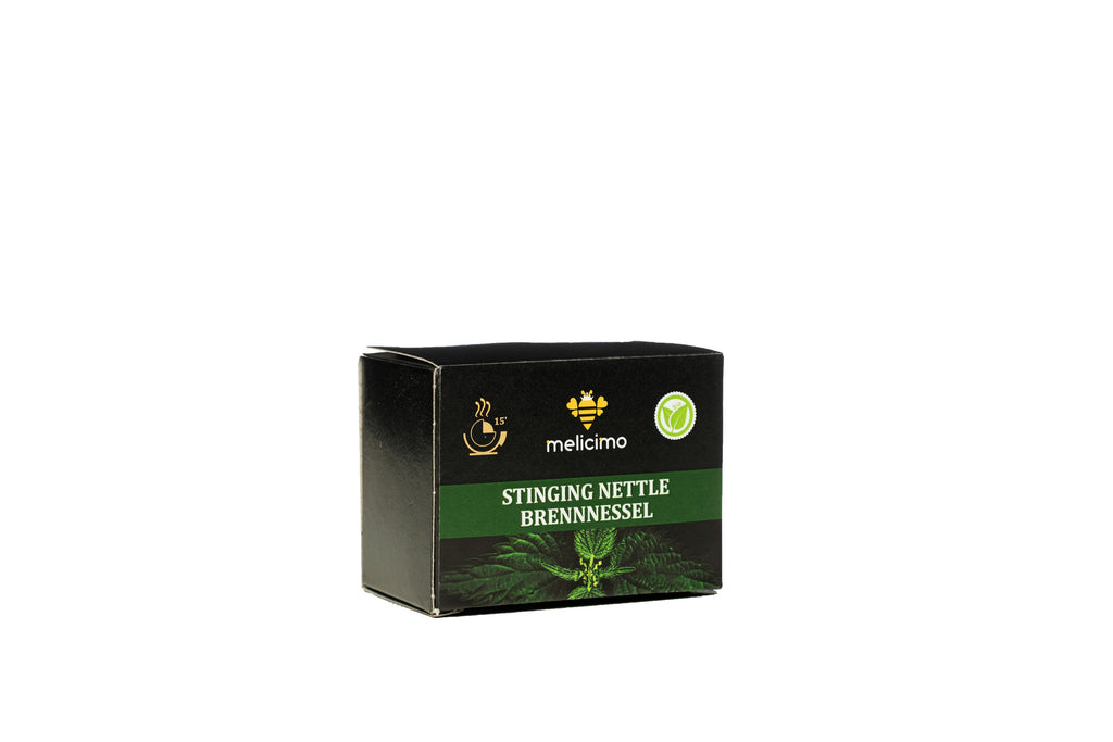 Bio Tea Stinging Nettle (8 Tea bags) - Melicimo