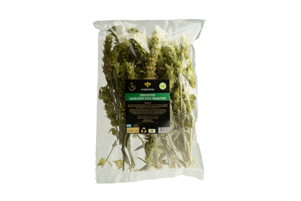 Bio Sideritis Mountain Tea ( Twig 50gr ) - Melicimo