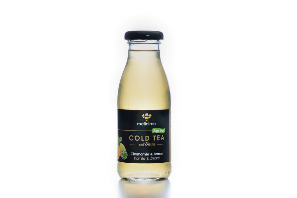 Bio Ice Tea Chamomile & Lemon (250ml) - Melicimo