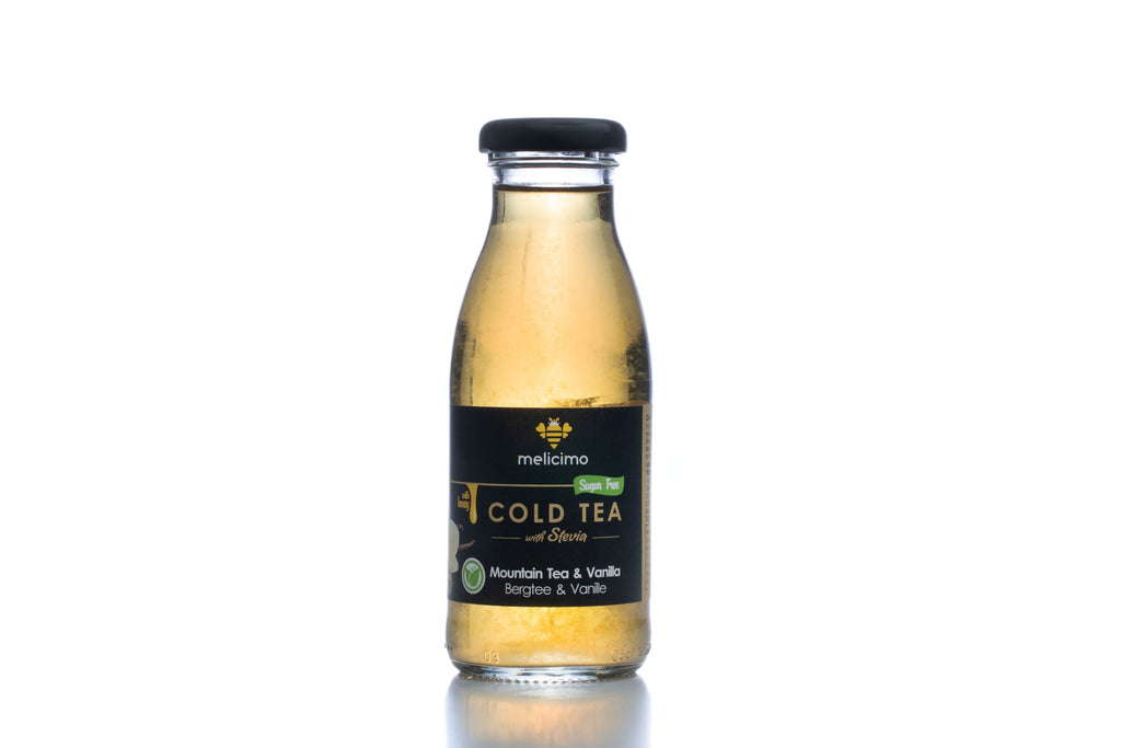 Bio Ice Tea Mountain Tea – Vanilla (250ml) - Melicimo