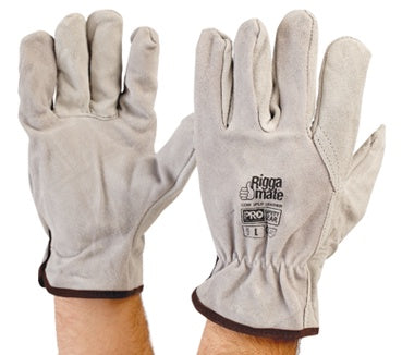 ProChoice - 801C - Riggamate Cow-Split Leather Gloves [3232]