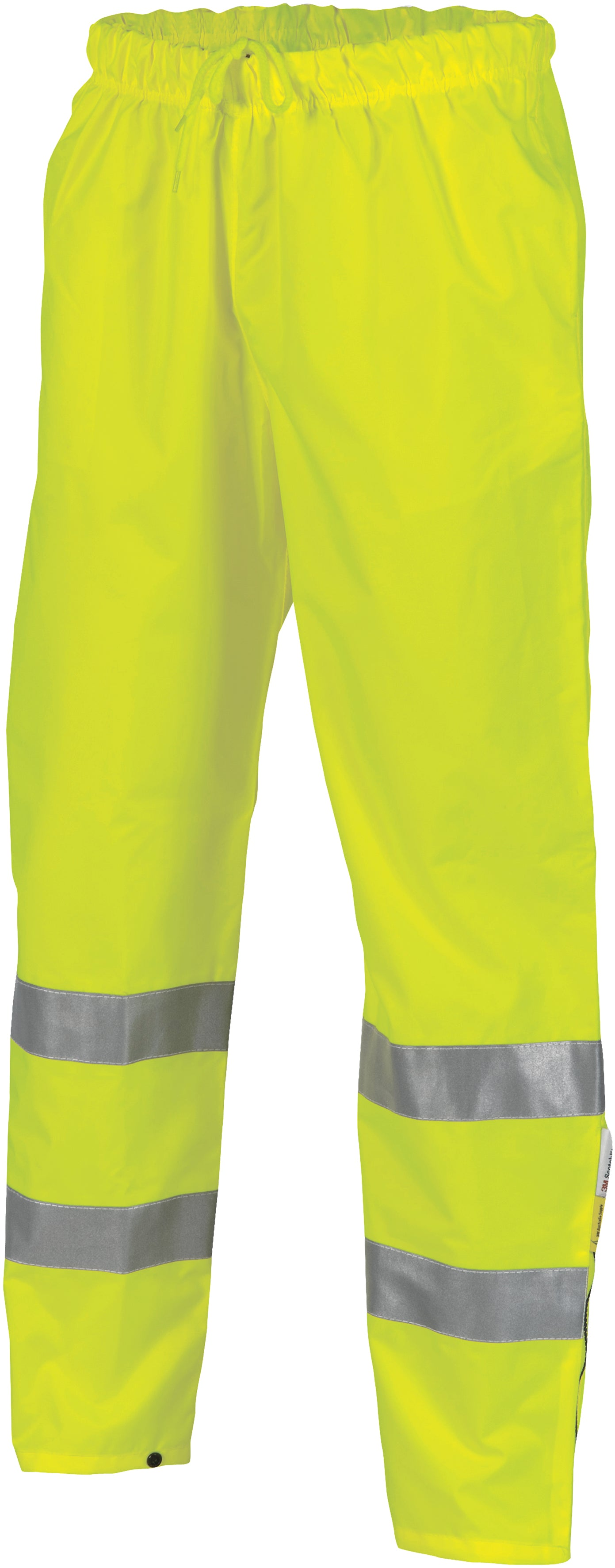 DNC - 3872 Hi Vis Breathable Rain Pants with 3M Tape