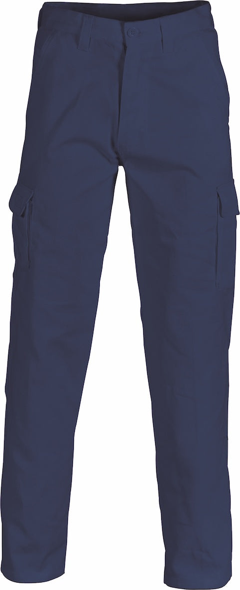DNC - 3312 Heavy Weight Cotton Drill Cargo Pant