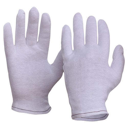 ProChoice - 342CLL Interlock Poly Cotton gloves - Ladies Size