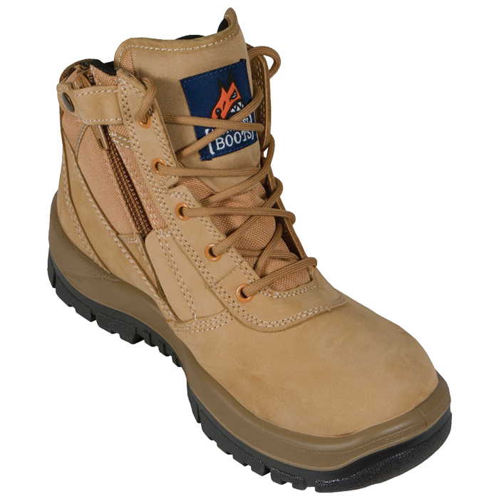 MONGREL 961050 - Zipsider Boot (Non-Safety)