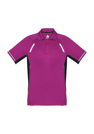 BIZ COLLECTION - P700MS - MENS RENEGADE POLO