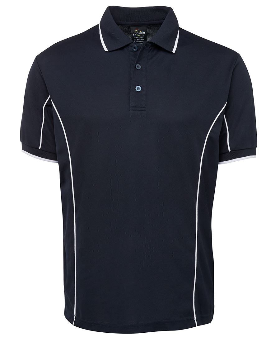 JB's wear - 7PIP - Mens Piping Polo