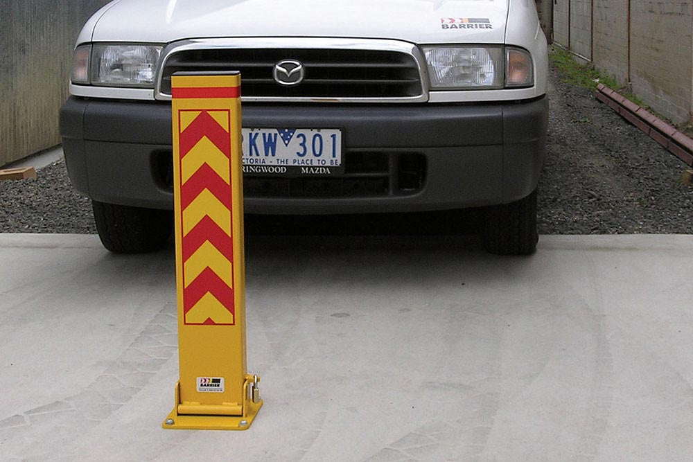 Barrier Group - FD150 Fold Down Bollard