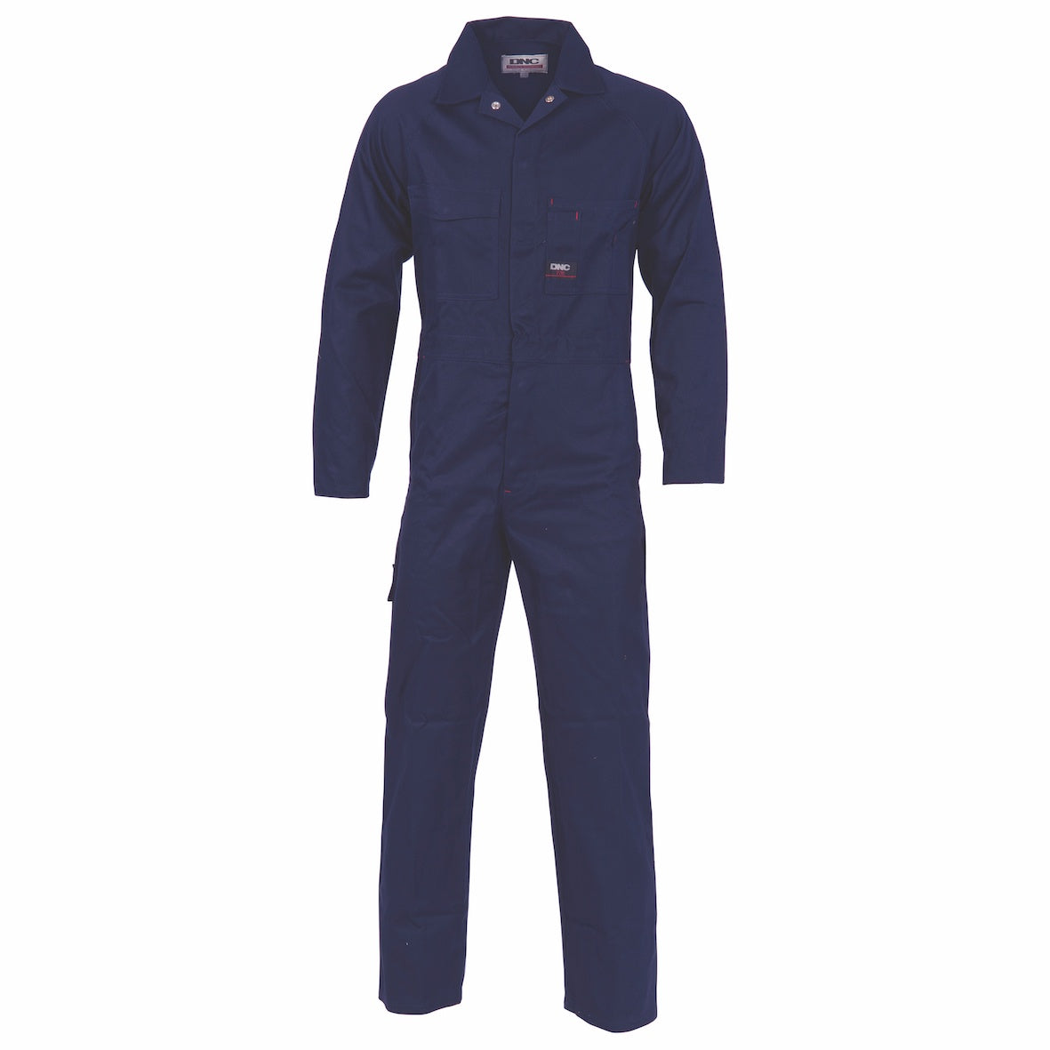 DNC - 3101 - Heavy Weight Cotton Drill Overall