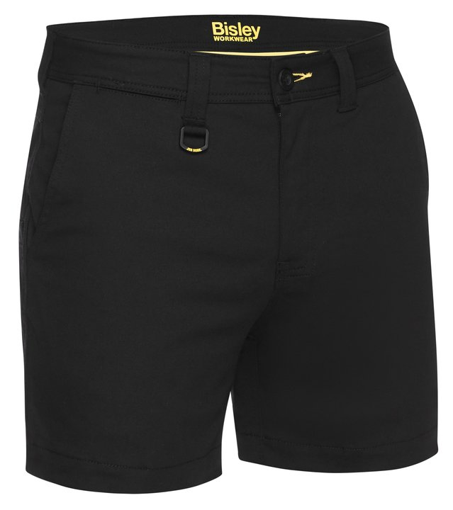Bisley - BSH1008 Mens Stretch Short Short