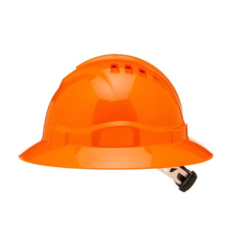 ProChoice - V6 Full Brim Vented Hard Hat with Ratchet Harness