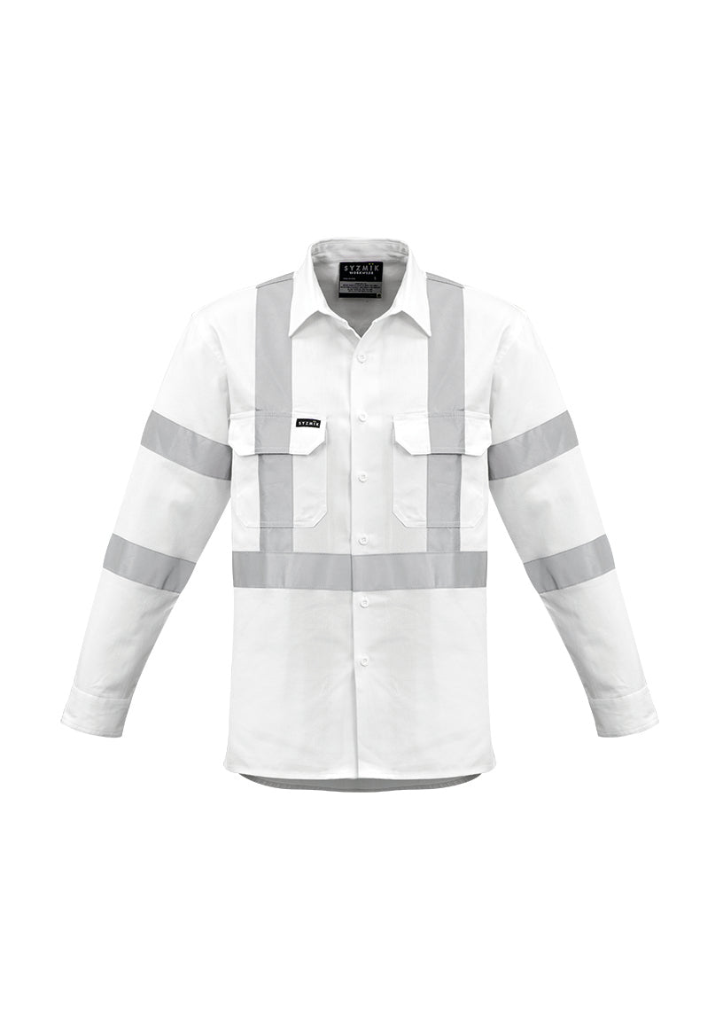 Syzmik - ZW621  Light Weight Bio Motion X Back Night Shirt