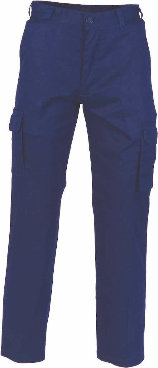 DNC - 3316 Light Weight Cotton Drill Cargo Pant