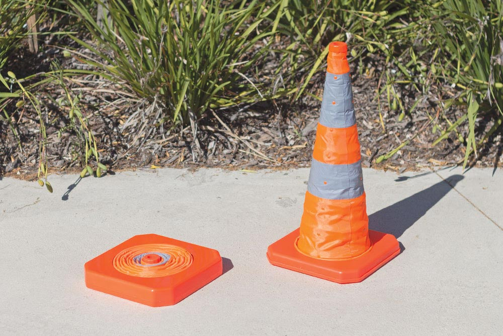 Barrier Group - BTC450C - Collapsible Traffic Cone - Plastic Base