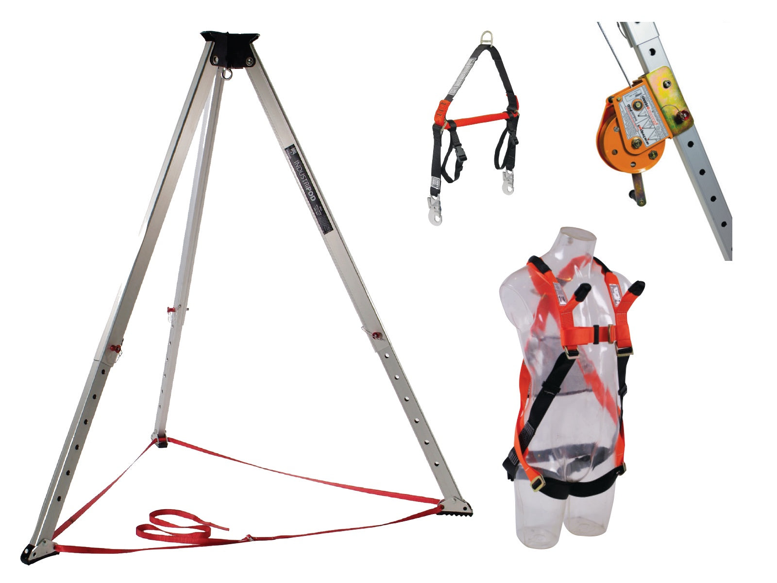 Ferno Confined Space Rescue Kit