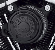 Load image into Gallery viewer, Willie G Skull Black Air Cleaner Cover