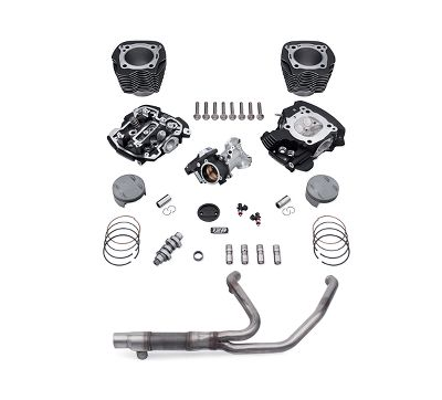 Screamin' Eagle Milwaukee-Eight Engine Stage IV Kit - 107CI to 128CI