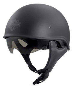 Curbside Sun Shield X06 Half Helmet
