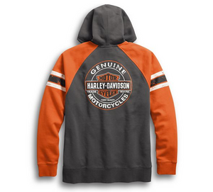 Genuine Oil Can Hoodie