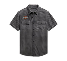 Load image into Gallery viewer, Vintage Logo Plaid Shirt