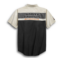 Load image into Gallery viewer, H-D Racing Colorblock Shirt