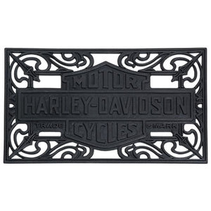 Nostalgic Bar & Shield Entry Mat