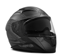 Load image into Gallery viewer, Metallic Graphic Sun Shield M05 Full-Face Helmet