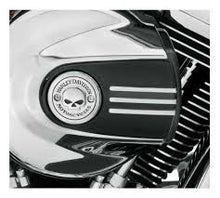 Load image into Gallery viewer, Willie G Skull Chrome Air Cleaner Cover