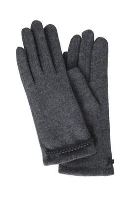 Braid Gloves with Long Fingers