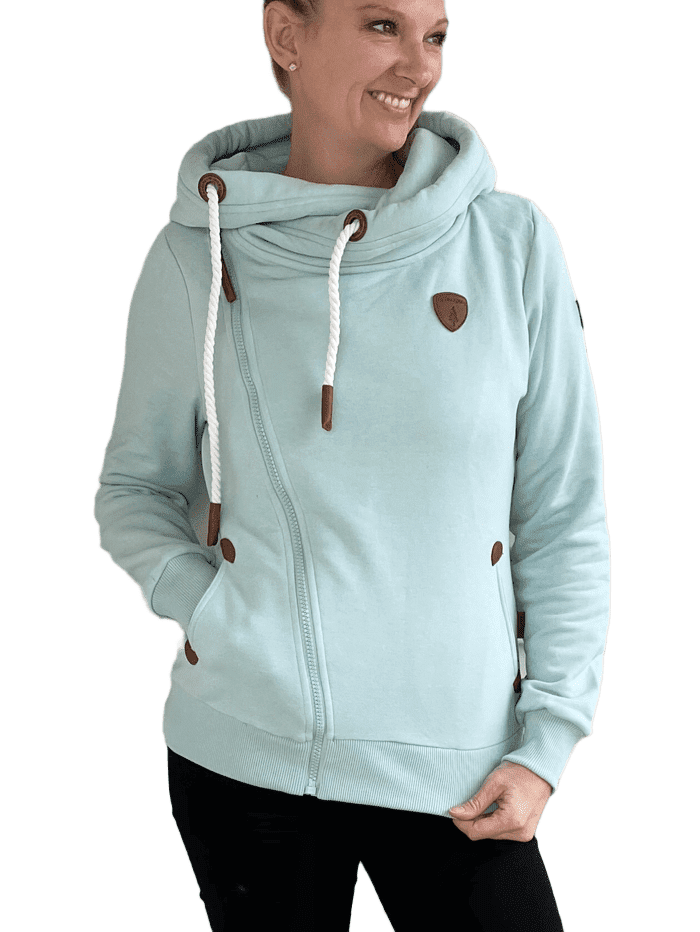 Athena Hoodie in Arctic