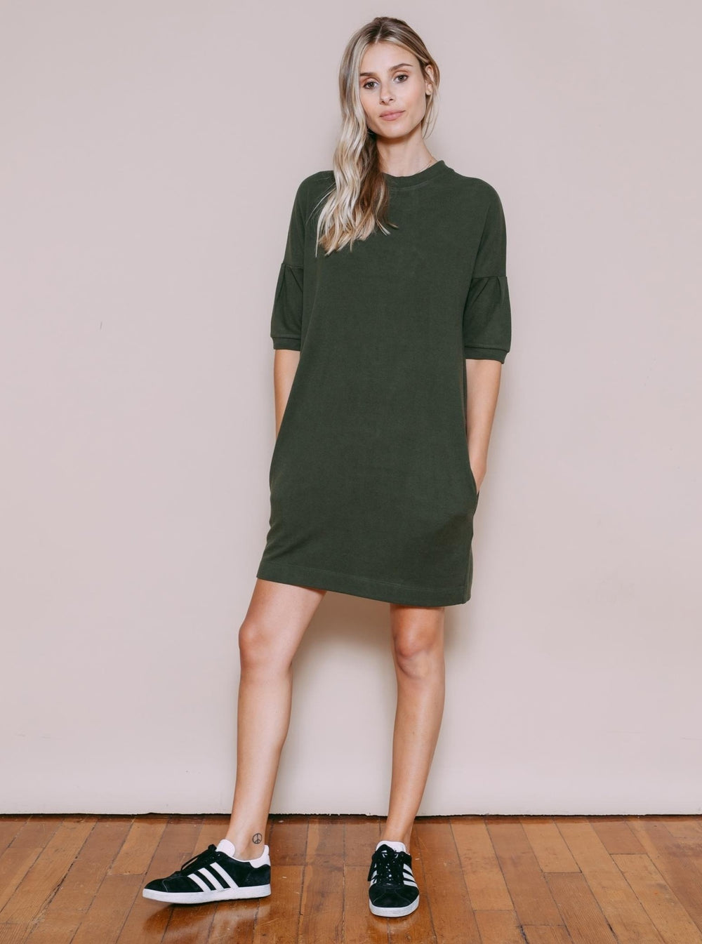 Orb Crew Neck Tunic