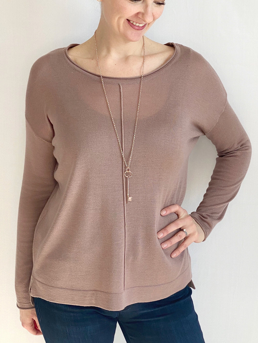 Orb Lightweight Sweater