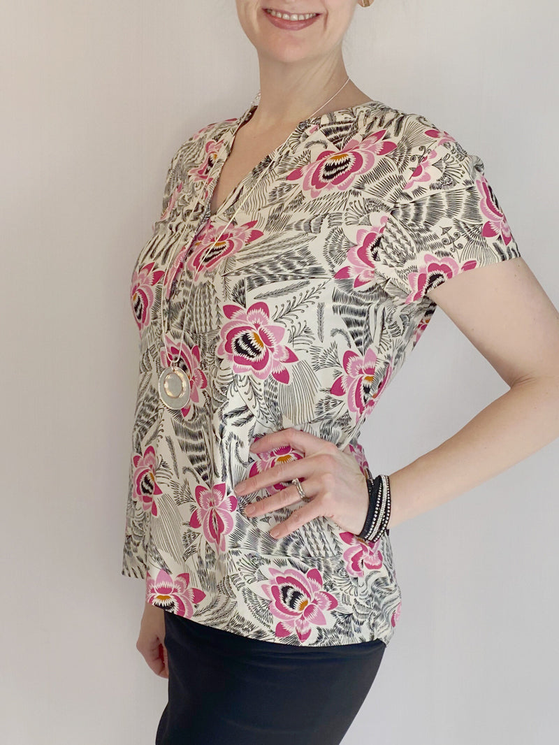 Soyaconcept Short-Sleeved Blouse