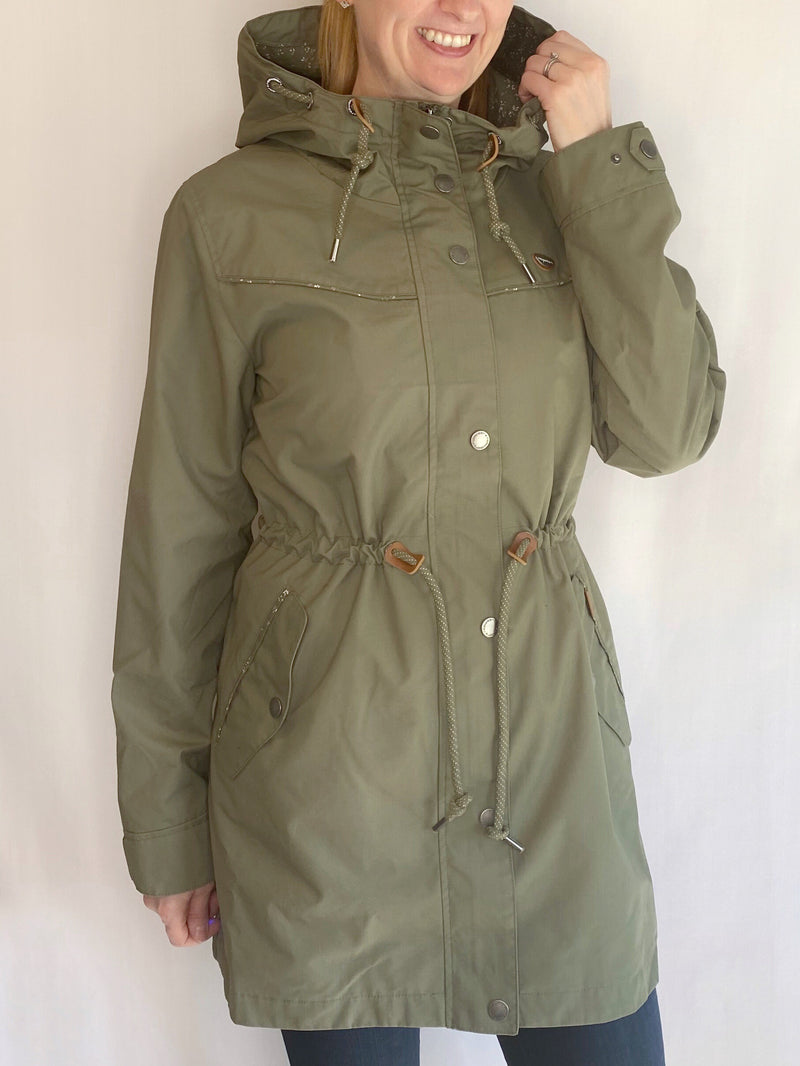 Ragwear Military-Inspired Jacket